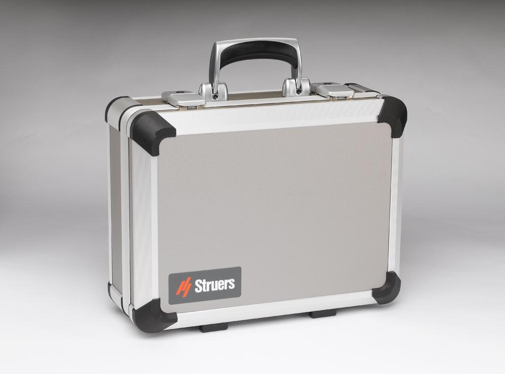 PSM Transportkoffer aus Aluminium
