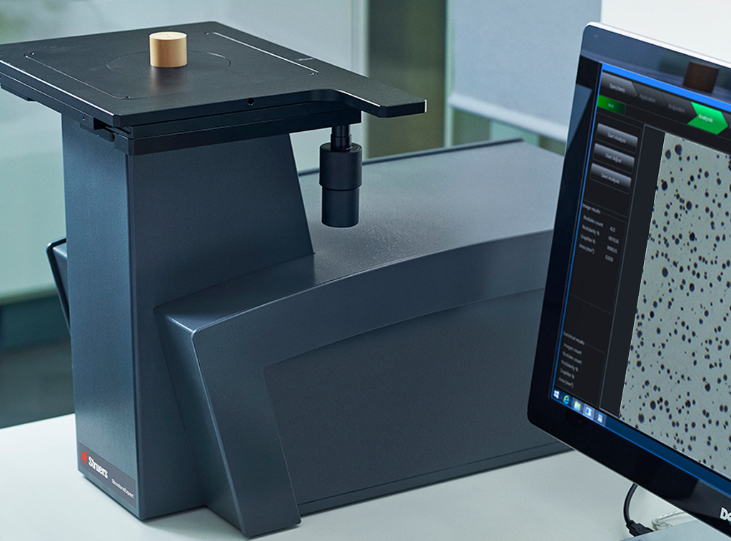 StructureExpert 倒立型光学システム