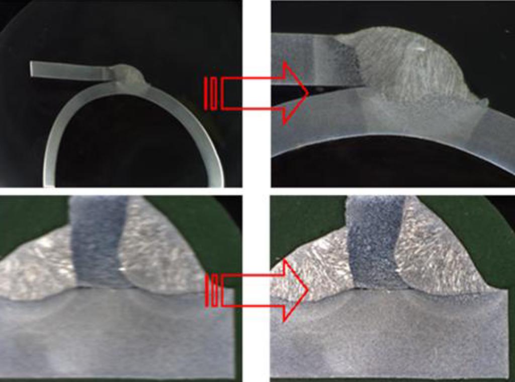Appareil photo numérique intégré et objectif zoom autofocus de WeldingExpert