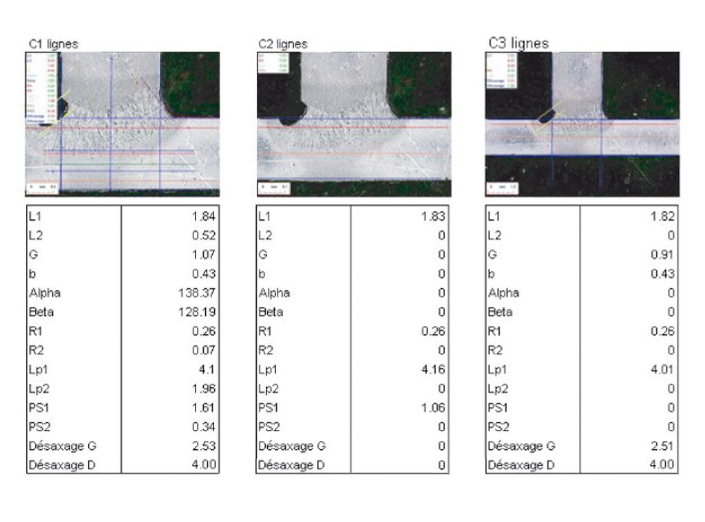 WeldingExpert Metrology System Administration