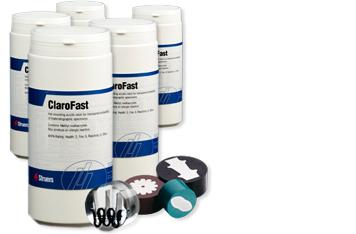 Consommables d'acrylique d'enrobage à chaud de Struers