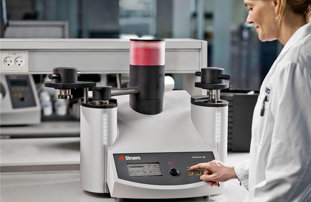 CitoPress dans le labo