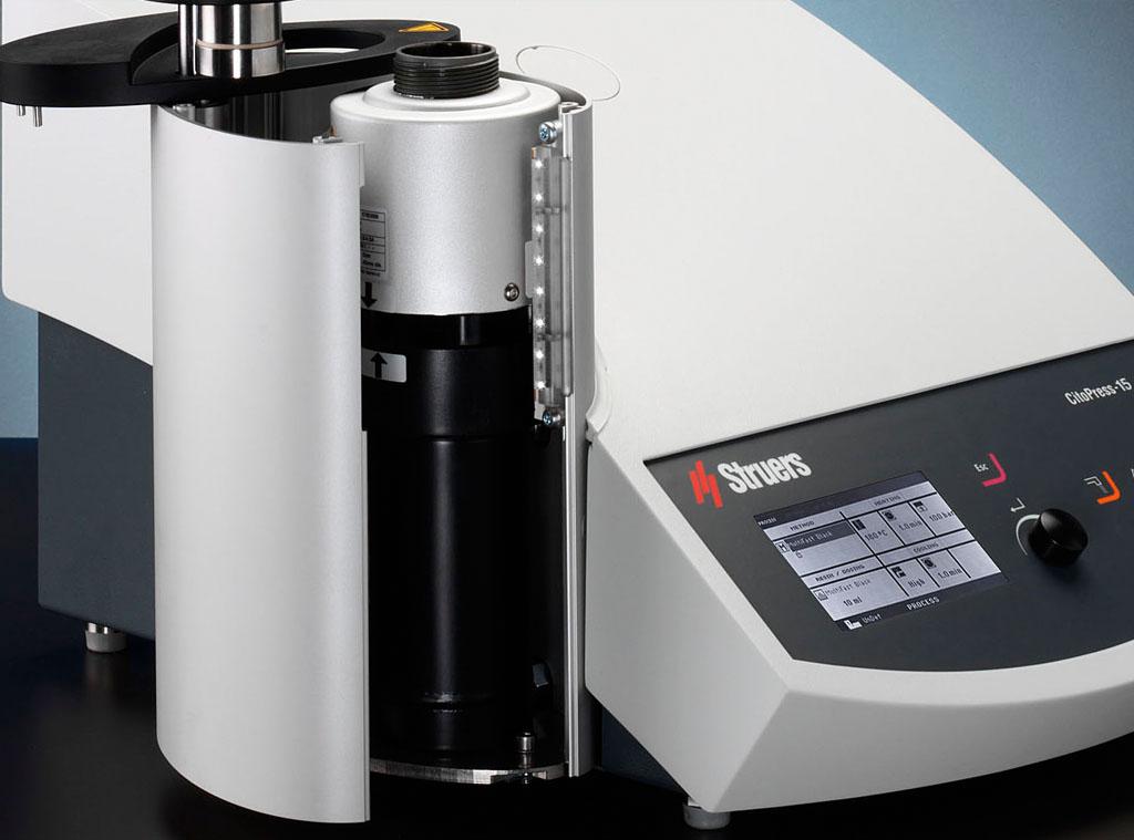 CitoPress 液压系统