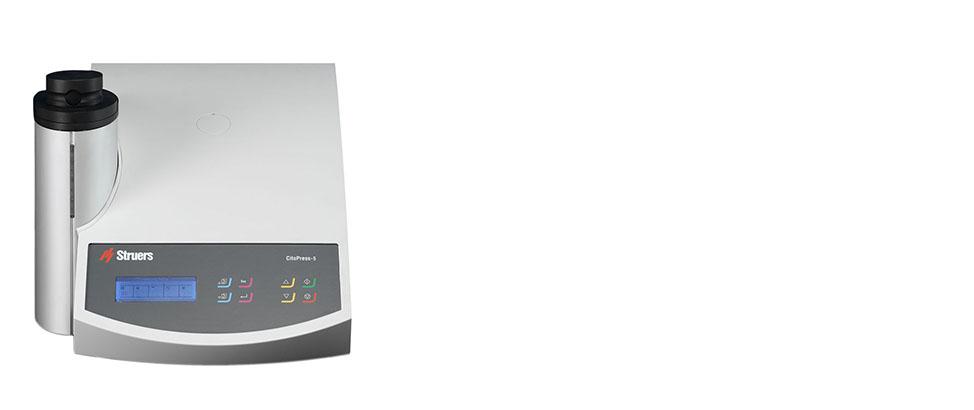 CitoPress-5: prensa de embutición automática