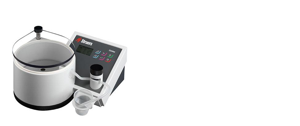 CitoVac user-friendly vacuum impregnation unit