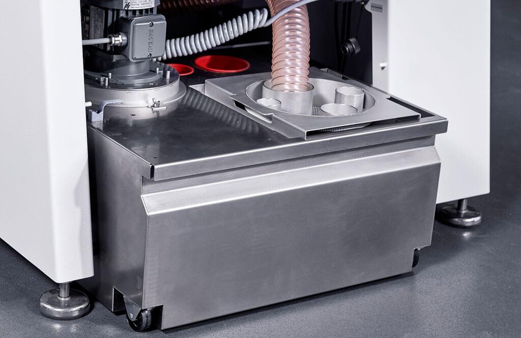 AbraPlan 30 integrated recurculation pump