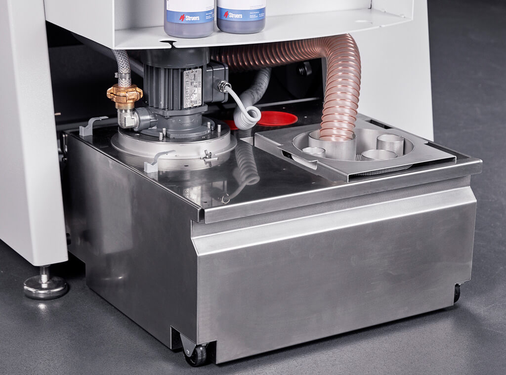 AbraPol-30 Integrated recirculation unit