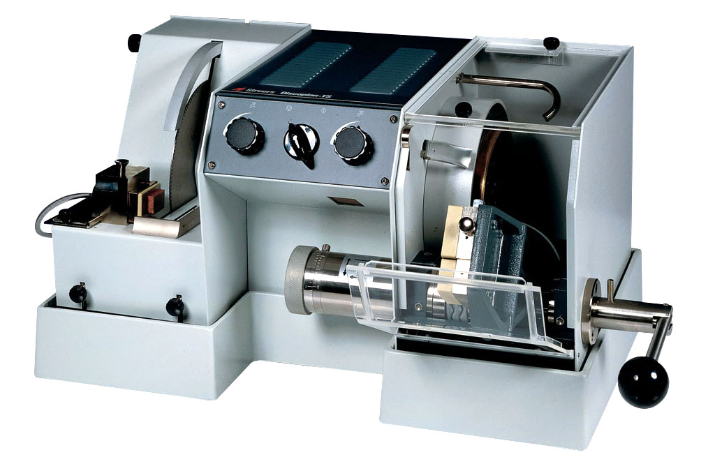 DiscoPlan - fast and economical production of mineralogical thin sections