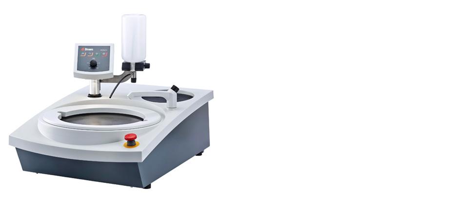 LaboPol machine de prépolissage/polissage à vitesse variable
