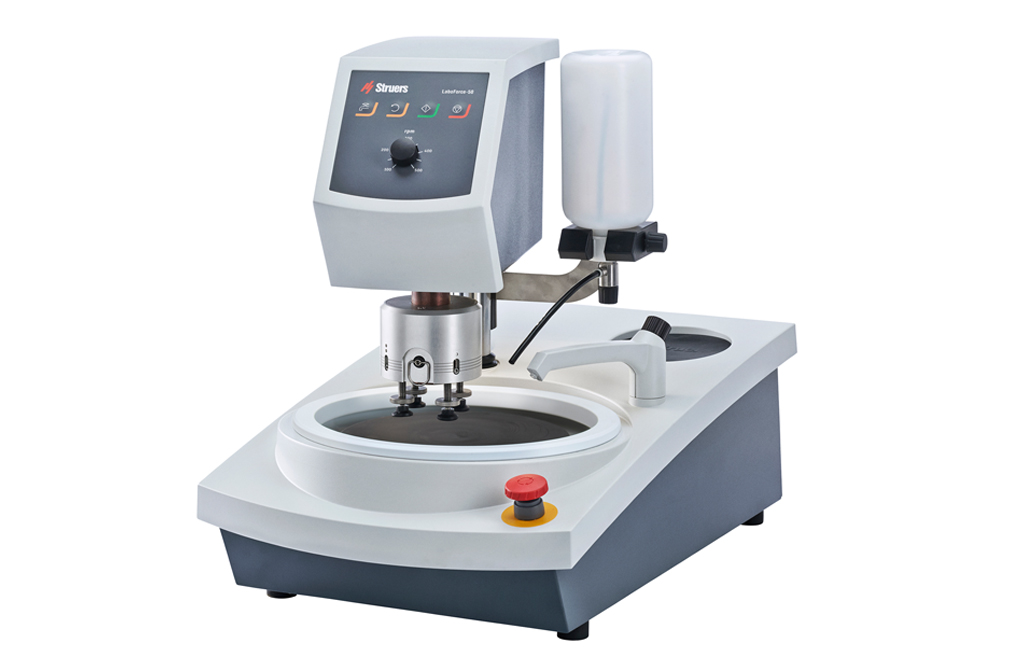 LaboSystem fast, reliable and adaptable grinding and polishing