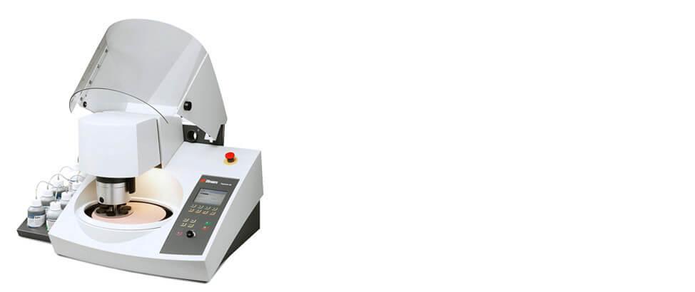 Tegramin es un sistema de preparación para preparar muestras de alta calidad