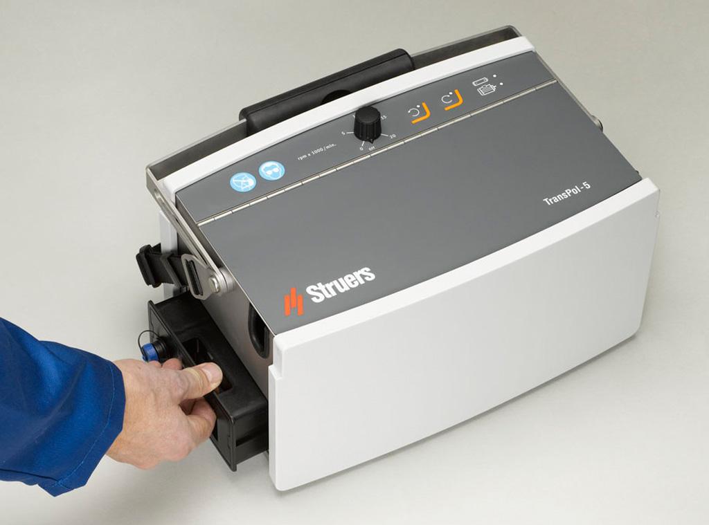 Batterie de TransPol ou secteur