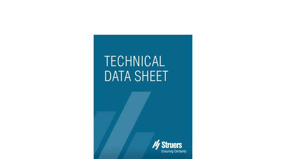 Technical Data Sheet