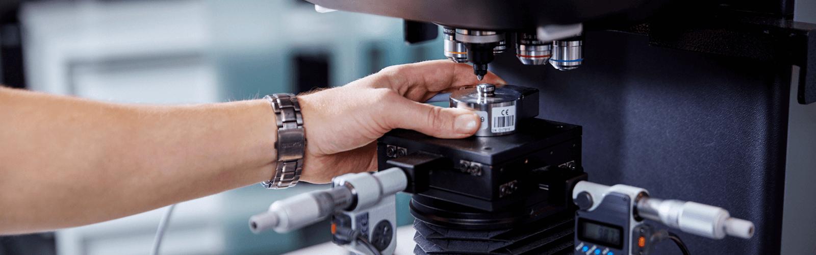Calibración – Certificación Struers